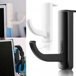 Fejhallgató tartó fülhallgató fülhallgató fali számítógép monitor kijelző fogas állvány állvány
