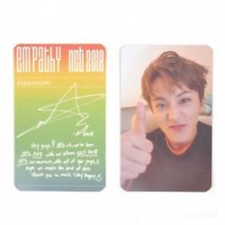 86 x 54mm-es Mark fotó autogrammal - LOMO kártya - KPOP - NCT - 1