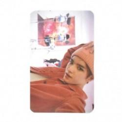 86 x 54mm-es Taeyong fotó autogrammal - LOMO kártya - KPOP - NCT - 1