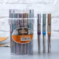 18db / cső automata mechanikus ceruza utántöltő színes vezető iskolai írószer 0,7 mm