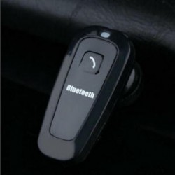 * 3 Fekete Univerzális mini vezeték nélküli Bluetooth sztereó fejhallgató fülhallgató