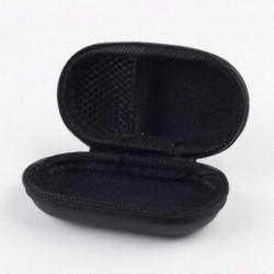 Csak 1PC fekete fejhallgató doboz Univerzális mini vezeték nélküli Bluetooth sztereó fejhallgató fülhallgató