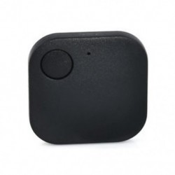 Fekete Mini Car GPS Tracker Gyerekek Pénztárca Kulcsok Riasztókereső Realtime Tracking Finder