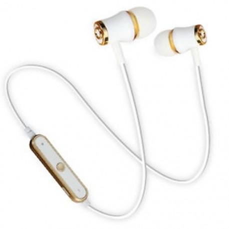Arany HIFI Super Bass Headset Sport futó fejhallgató vezeték nélküli Bluetooth V4.1 fülhallgató