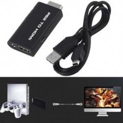Playstation 2 - HDMI átalakító kábel - HDMI csatlakozó - 3,5 mm Sztereó Audio Jack