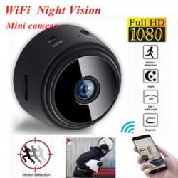 Kém IP kamera vezeték nélküli WiFi HD 1080P rejtett otthoni biztonsági kamera éjszakai látás Új
