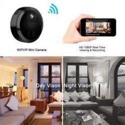 Mini Spy kamera Vezeték nélküli Wifi IP biztonság Videokamera HD 1080P DV DVR éjszakai látás