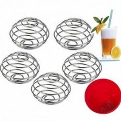 Blender Whisk Protein Wire keverő keverő labda a Shaker ital palack kupak keverékéhez