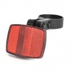 Piros Közúti ciklus kerékpár kerékpár fényvisszaverő fény hátsó fényvisszaverő csíkok Stick eszköz
