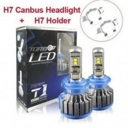 * 2 H7 70W 9005 HB3 H4 H7 H8 H9 H11 LED fényszóró izzók készlet izzó autó magas alacsony sugárzó ködlámpa