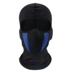 * 1 Fekete   Kék Szélálló kültéri sí motorkerékpár kerékpározás balaclava teljes arc maszk nyak sál kalap