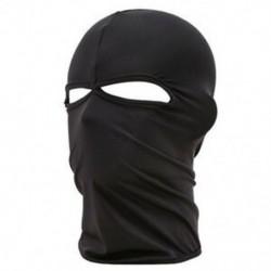 * 5 Fekete Kültéri szélálló sí motorkerékpár kerékpározás balaclava teljes arc maszk kalap nyak sál