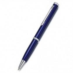 Kék Többfunkciós ötvözet kés toll ceruza Taktikai Mini Anti Wolf ceruzahegyező