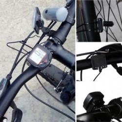 LCD kerékpár kerékpár kerékpározás számítógép sebességmérő sebességmérő stopperóra sebességmérő