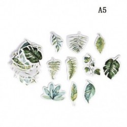 A5 (45Pcs / Set) Hot Calendar Scrapbook Album naplókönyv Decor DIY papír tervező matrica kézműves