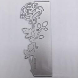 * 22 FlowerďĽˆ115 * 48mmďĽ ‰ DIY Metal 3D vágószerszámok Stencil Scrapbook Album papírkártya Dombornyomó