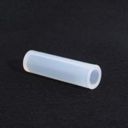 * 1 1db hengeres (4.8X1cmďĽ ‰ 1 / 7pcs szilikon öntvény DIY készítése penész gyanta kézműves nyaklánc medál