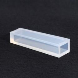 * 1 1db kocka (4.8X0.9cmďĽ ‰ 1 / 7pcs szilikon öntvény DIY készítése penész gyanta kézműves nyaklánc medál