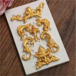 * 1 1PC 1 / 7pcs szilikon öntvény DIY készítése penész gyanta kézműves nyaklánc medál ékszerek