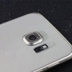 Samsung Galaxy S7 él Edzett üveg hátsó kamera lencséje   vakuvédő Samsung Galaxy S6 / S7 Edge számára