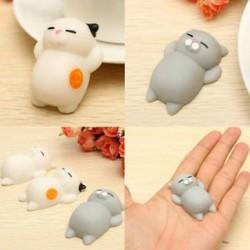 * 13 Mochi lágy állat Squeeze Stretch Compress Squishy szórakoztató gyerekek játék stresszcsökkentő