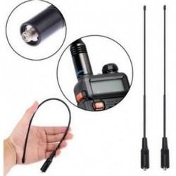 Baofeng UV5R UV-82 144 / 430MHz-hez Dual Band Antenna NA771 SMA 10W Nagoya