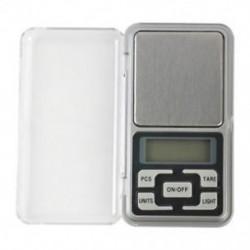 * 3 500g * 0,01 5 kg / 200 g Mini digitális LCD elektronikus mérleg súly zseb ékszer gyémánt skála