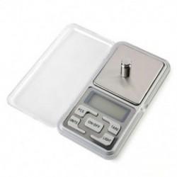 Csak 10 g kalibrációs súly 5 kg / 200 g Mini digitális LCD elektronikus mérleg súly zseb ékszer gyémánt skála