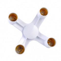 E27 1-4 E27 E27 1 - 3 / 5E27 LED lámpa izzó bázis aljzat Splitter tartó átalakító Mentés