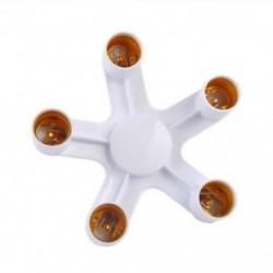 E27 1-5 E27 E27 1 - 3 / 5E27 LED lámpa izzó bázis aljzat Splitter tartó átalakító Mentés