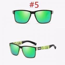 * 5 DUBERY Férfi sportos polarizált vezetési napszemüveg kültéri lovaglással
