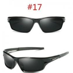 * 17 DUBERY Férfi sportos polarizált vezetési napszemüveg kültéri lovaglással