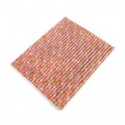 25 PCS Eperpapír szalma 25PCS fél ivás papír szalma baba zuhany Favor Summber Beach születésnapi dekoráció