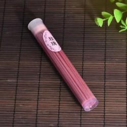 Rózsa 50 pálca füstölő égő Természetes aroma Vanília szantálfa rózsa légfrissítő Új