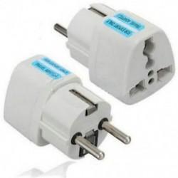 Hot UK US AU az EU Power Wall Converter Travel adapter adapterhez