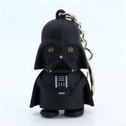 * 27 LED zseblámpa Black Star ... Unisex kreatív ötvözet fém kulcstartó autó kulcstartó kulcstartó iránytű