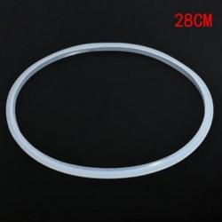 28cm 22-30 cm-es csere szilikon gumi tiszta tömítés otthoni nyomólap tömítés gyűrű