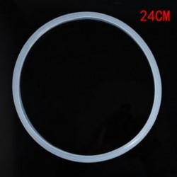 24cm Szilikon gumi tiszta tömítés otthoni nyomólap tömítőgyűrű csere Új