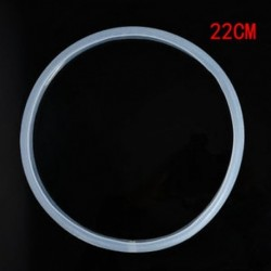 22cm Cseréje szilikon gumi tiszta tömítés otthoni nyomás sütő tömítés gyűrű 22-30cm