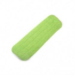 Zöld Gyakorlati háztartási portisztító újrafelhasználható mikroszálas betétes szerszám új spray-hez