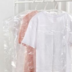 Új 5X porvédő ruhák fedőruha / ruha ruházat táska tároló védő Hasznos