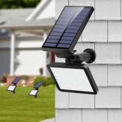 1 Pack-48 LED 48/90/144 LED napelemes tápegység Kerti lámpa Spotlight gyep tájképek vízálló