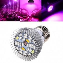 Új 8W-os teljes spektrumú E27-es LED-es növekvő fényű növényi növekvő lámpa izzó
