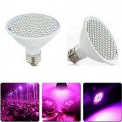 30W 200 LED növekvő fénylámpa Veg virág beltéri hidroponikus növény teljes spektrum