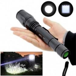 5 mód XM-L T6 LED 20000 lumen 18650 Erős fáklya Rendőrség zseblámpa lámpa Új