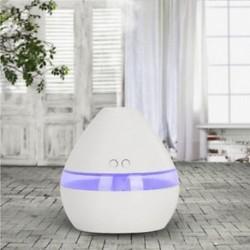 Ultrahangos aromaterápiás párologtató LED hangulatfénnyel 300ml