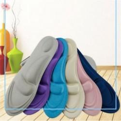 2 db 4D szivacs fájdalomcsillapító puha talpbetét arch támogatása cipőpárna lábápolásának vágásához
