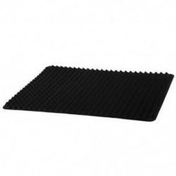 Szilikon tapadásmentes, egészséges főzési szőnyeg piramisos felülettel - 16 hüvelyk C3D1