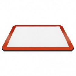 2X (Konyha nem tapadó szilikon sütőszőnyeg Tészta gördülő szőnyeg Torta Cookie Shee H8T4