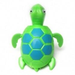 Úszó úszós teknős nyári játék gyerekeknek Gyerek gyermekek számára Ba N4W5 medence
